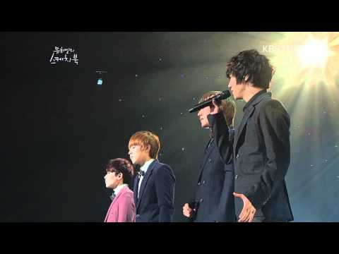 [HD]111001 Super Junior K.R.Y & SungMin - Sad Fate @ Yoo Hee Yeol's Sketchbook