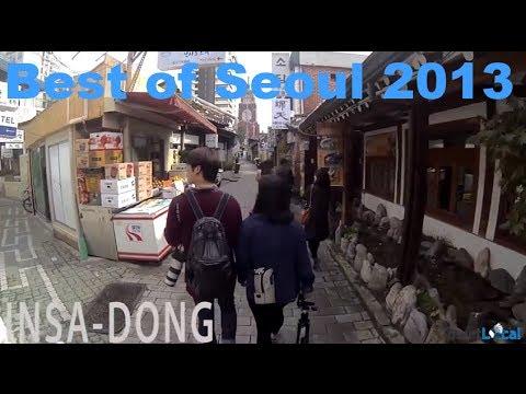 Best of Seoul, Korea 2013 HD - TheSmartLocal Smart Travels Episode 8