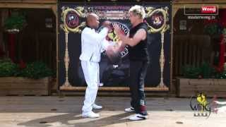Wing Chun Training - Lesson 4 Pull Drill 1