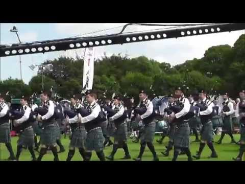 Inveraray and District: UK Championships 2014