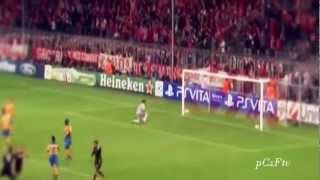*Top 10 Goals. Champions League 2012/2013*