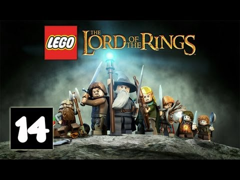 LEGO: The Lord of the Rings - Part 14 (Gameplay, Walkthrough)