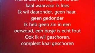 Lawineboys Ft Dj Jerome Sex Met Die Kale (met Tekst