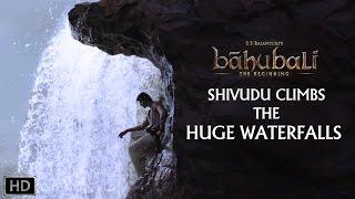 Huge Waterfalls In Baahubali