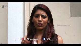 Gayathri-Guptha-About-iQlik-Cine-Mahila-Awards-Short-Film-Fest-2014