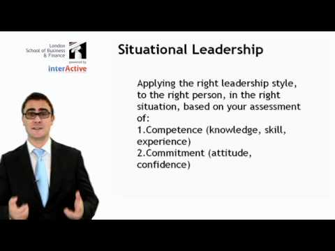 Lecture: Introduction to Leadership Part 1