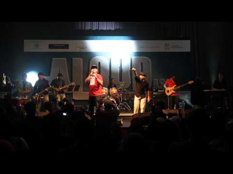 Altimet -  Kotarayaku (Live At AloudAsia Vol. #2)