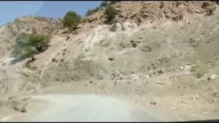 شاهد وعورة الطريق إلى تيزي نسلي