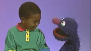 Sesame Street: Grover Discusses Marriage?