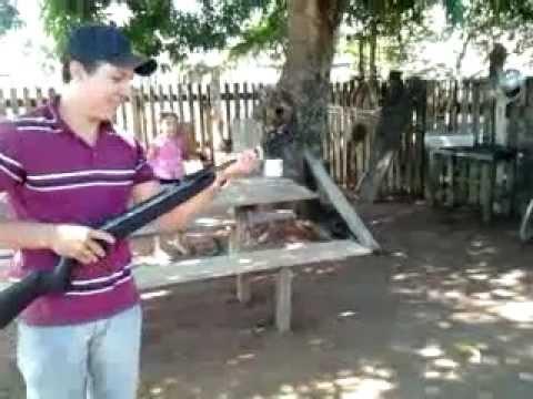matando porco com nitro x