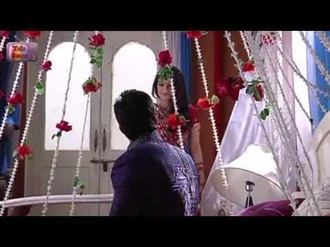 SASURAL SIMAR KA TV SHOW ON LOCATION 12th Feb 2014 | Suhagraat Sequence