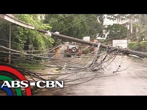 'Glenda' plunges Meralco customers into darkness