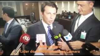 Deputado Arthur Maia comenta decisão do TCU sobre contas do governo