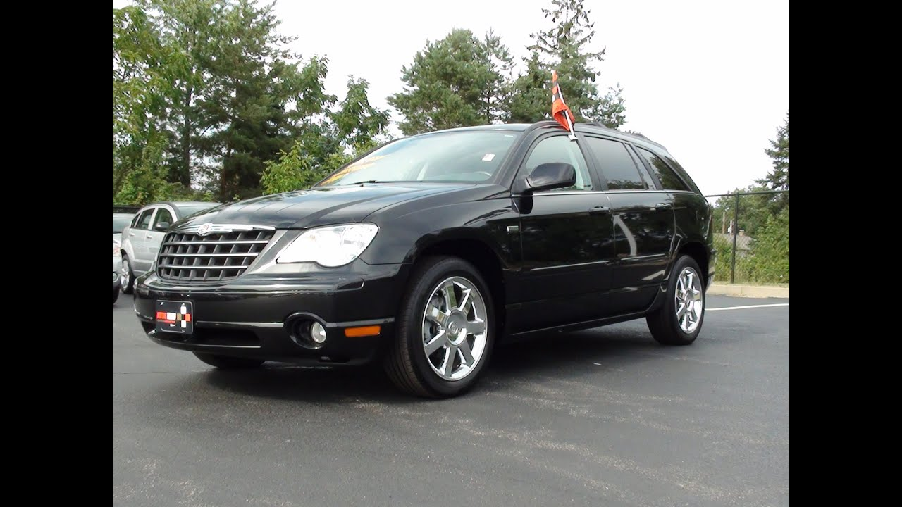 mvs 2008 chrysler pacifica touring awd youtube. Black Bedroom Furniture Sets. Home Design Ideas