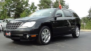MVS - 2008 Chrysler Pacifica Touring AWD videos