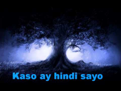 Curse One - Sa Gitna ng Ulan (Ft. Smugglaz & Vlync) Karaoke Lyrics