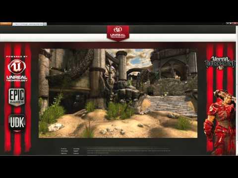 Unreal Engine 3 работает в Adobe Flash Player 11