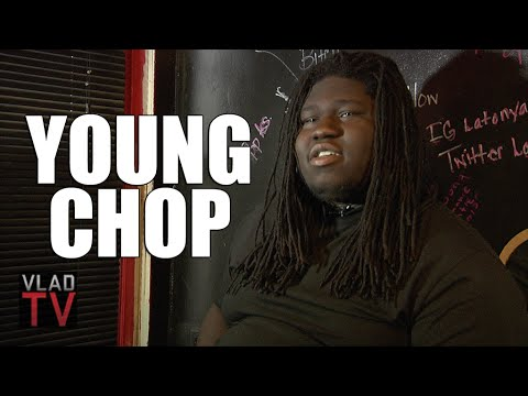 Young Chop on Slim Jesus Hate & His Own Fight with Security Guard