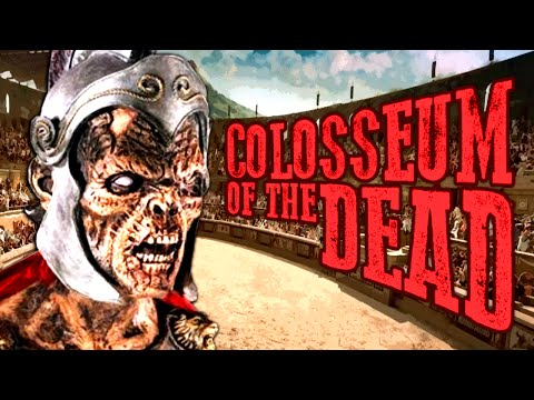 COLISEUM OF THE DEAD ★ Call of Duty Zombies Mod (Zombie Games)