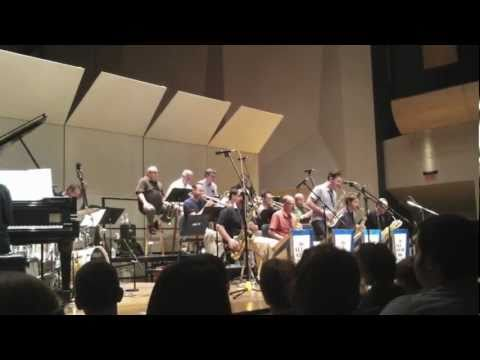Quintessence ~ Creviston ~ Siebel's Big Band ~ Crane Youth Music ~ 2011