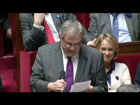 M. Laurent Furst - Transition énergétique et hausse des taxes sur les carburants