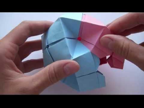 Оригами – Многогранник