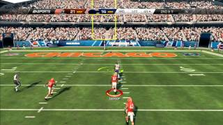 "MADDEN 25-DROPPED PASSES ""MADDEN NFL 25"" BROWNS Vs. BEARS"