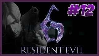 Resident Evil 6 ★12 LEON Capitulo 5 Part 1 Rex