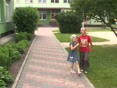 Смотреть видео Вентспилсские садики работают и летом