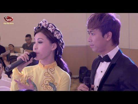 Hồ Việt Trung - Vĩnh Thuyên Kim 'đốn tim' khán giả trong lần đầu song ca |  Cặp đôi vàng