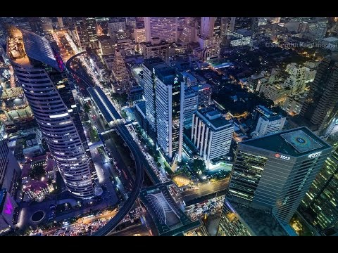 Bangkok - The Beauty of Faith (Time Lapse HD 1080p)