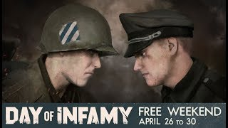 Day of Infamy - Free Steam Weekend Trailer (April 26-30)