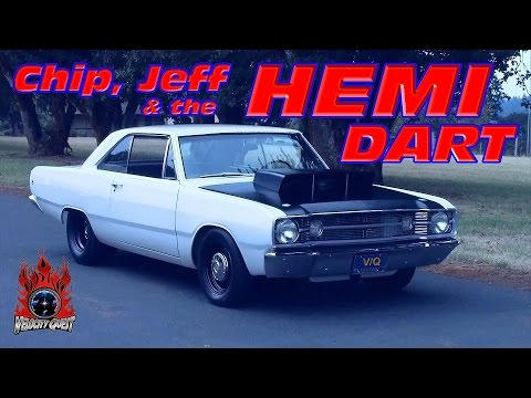 Velocity Quest, Ep 4, Chip and Jeff Chipman,1968 Hemi Dodge Dart
