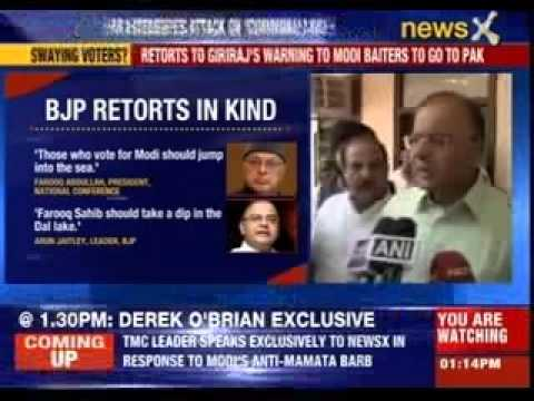 Farooq Abdullah: Kashmir will not be part of communal India