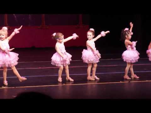 When I Grow Up: First Dance Recital for Kendal at That's Dancin'