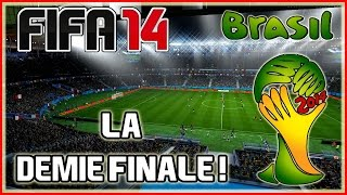 FIFA 14 ULTIMATE TEAM WORLD CUP: Demie Finale (Part8)