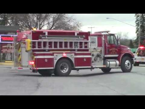 Mooers Fire Department Parade 5-1-20