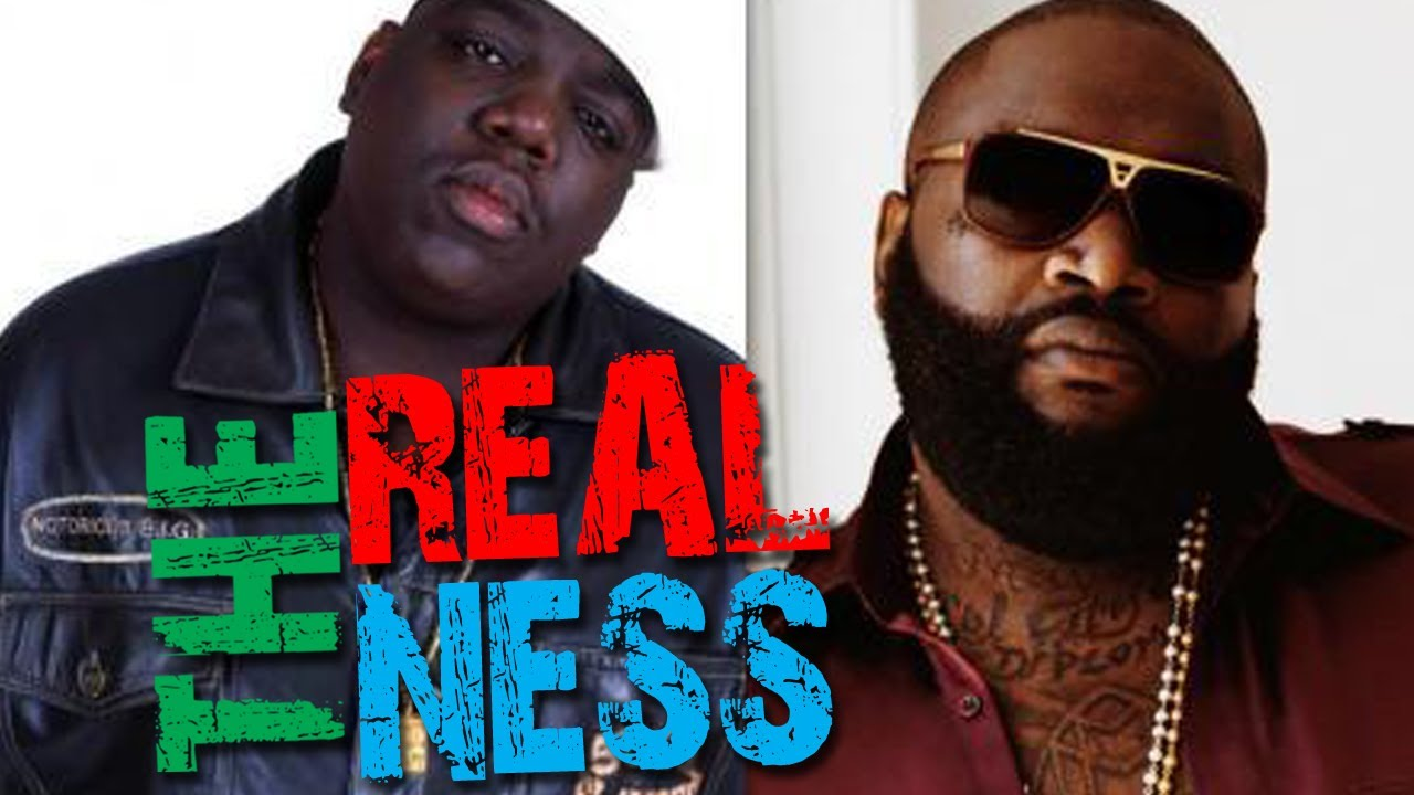 THE REALNESS: Stop hating on Rick Ross