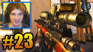 """HE'S IN THE CART!"" - COD GHOSTS LIVE w/ Ali-A #23 - (Call of Duty Ghost Gameplay)"
