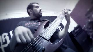 BLEAK FLESH - The Quantum of Light 'Bass Playthrough'