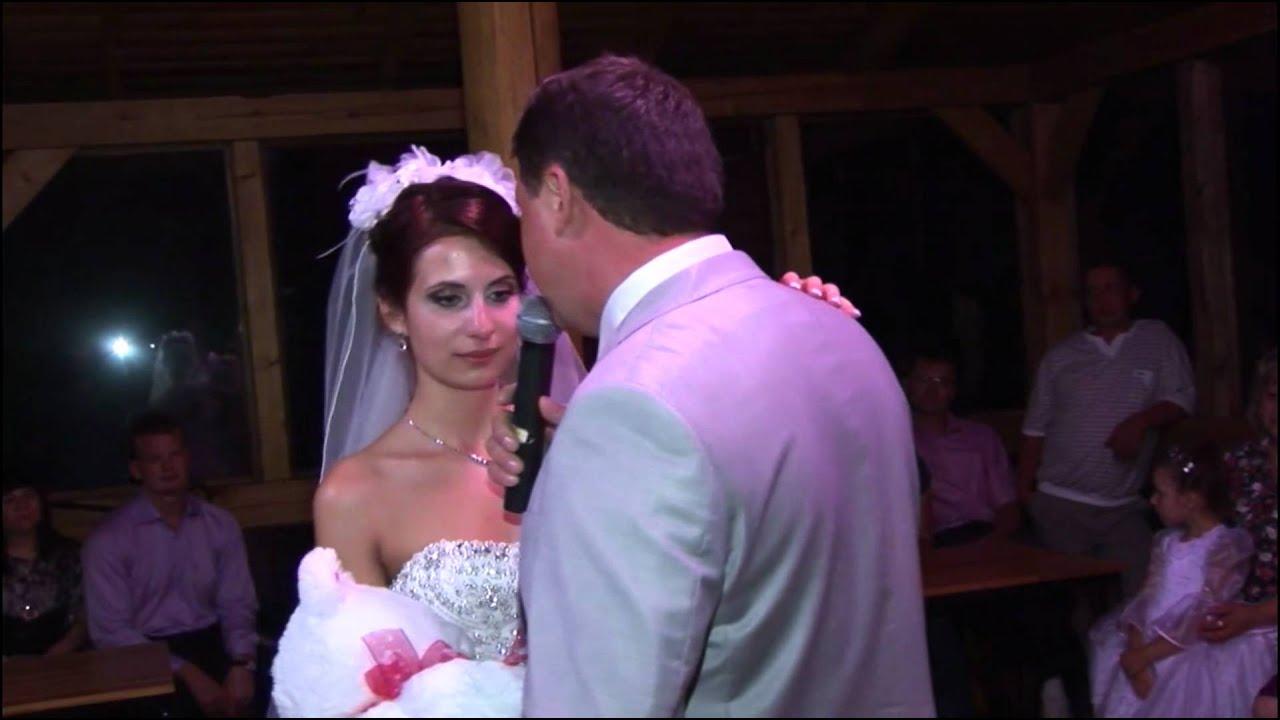 Поздравления на свадьбу папе от дочки