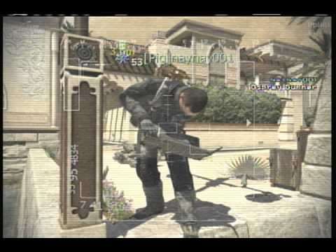 MW3 Oasis Under the Sea Glitch