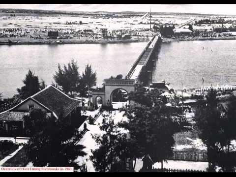 Cau ho ben bo Hien luong (Hoang Hiep - Dang Giao) - Thu Hien