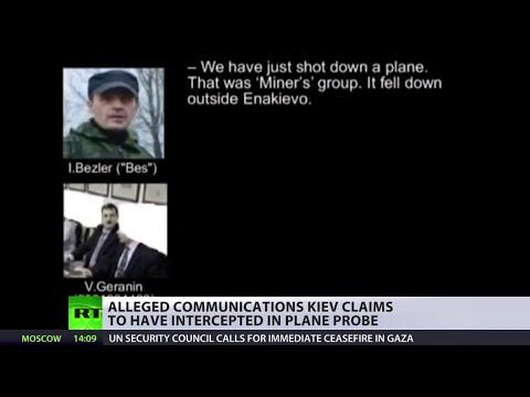 Timeframe: Expert dissects Ukraine's MH17 'smoking gun'