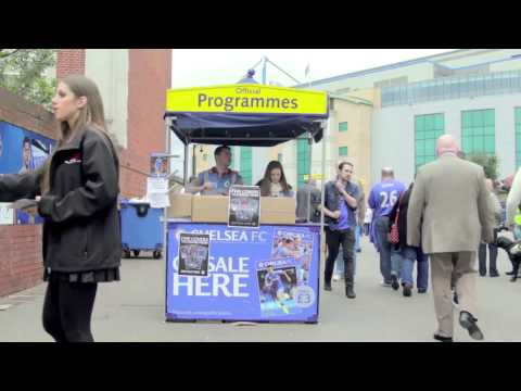 Gazprom: The Energy Behind Chelsea FC on a Matchday
