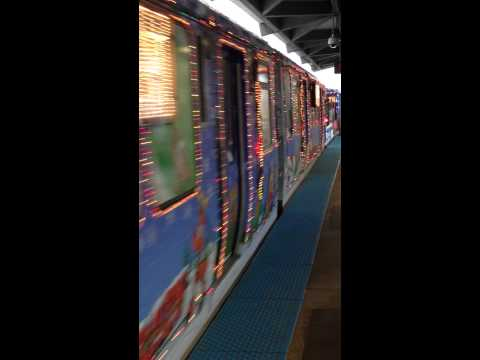 Thumbnail image for 'CTA Holiday Train to make one last run Monday on Yellow Line'