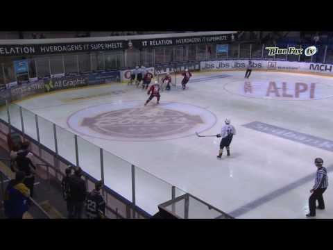22-08-13 highlights Blue Fox - Lørenskog Ishockeyklubb