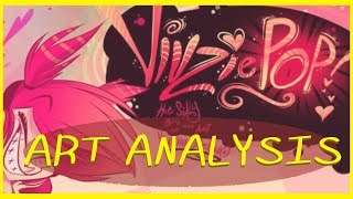Art Analysis [Vivziepop]