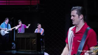 Keith Hines is Nick Massi in 'Jersey Boys' | Ahmanson Theatre