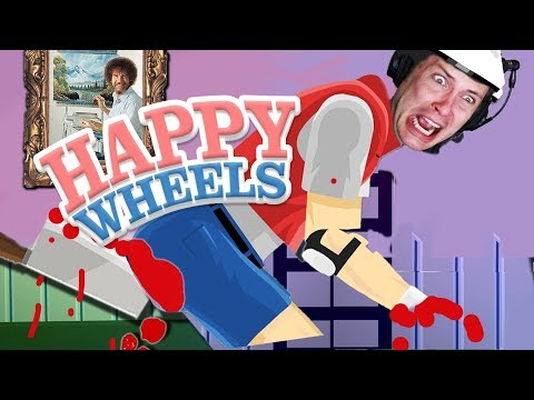 HAPPY WHEELS AGAIN